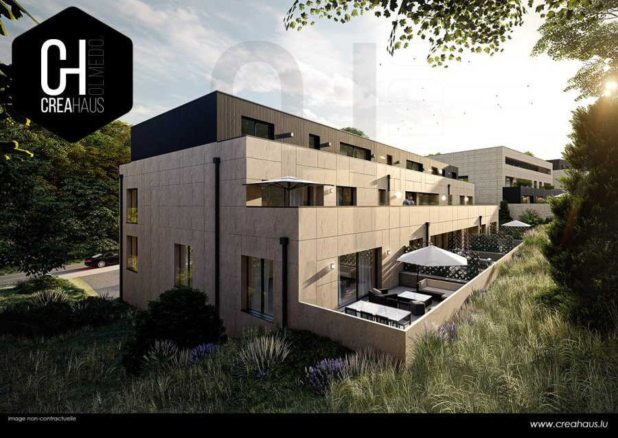 acheter appartement 2 chambres 85.9 m² bridel photo 5