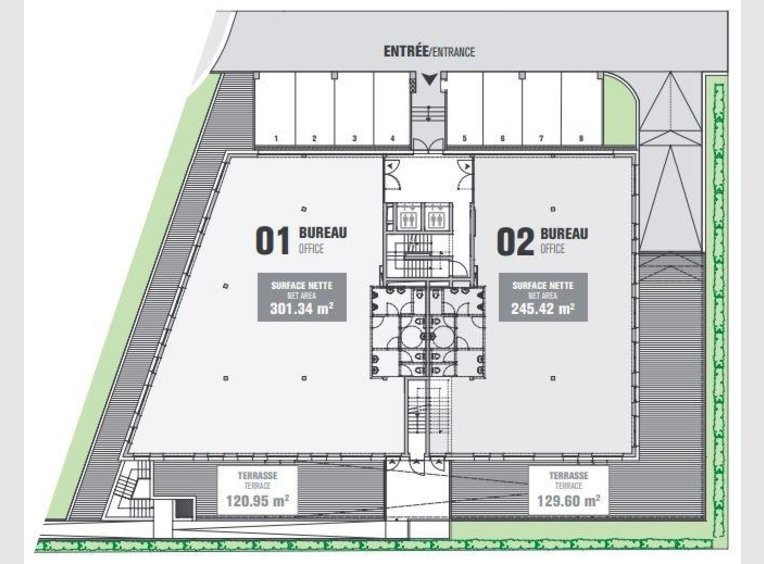 Bureau à vendre à Bettembourg (LU) - Réf. 6151327