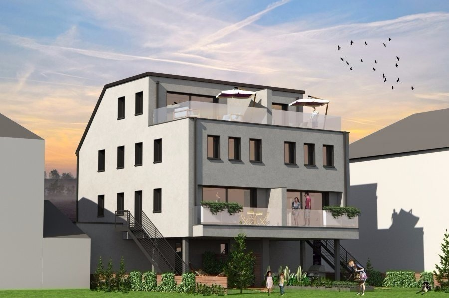 doppelhaushälfte kaufen 4 schlafzimmer 209 m² schengen foto 3