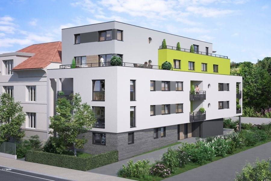 acheter appartement 2 pièces 46 m² metz photo 3