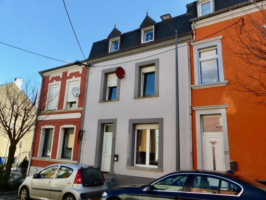 acheter maison mitoyenne 4 chambres 138 m² differdange photo 1