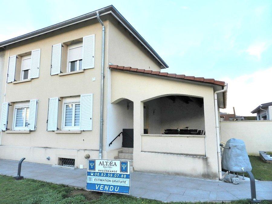 acheter maison 5 pièces 90 m² vitry-sur-orne photo 1