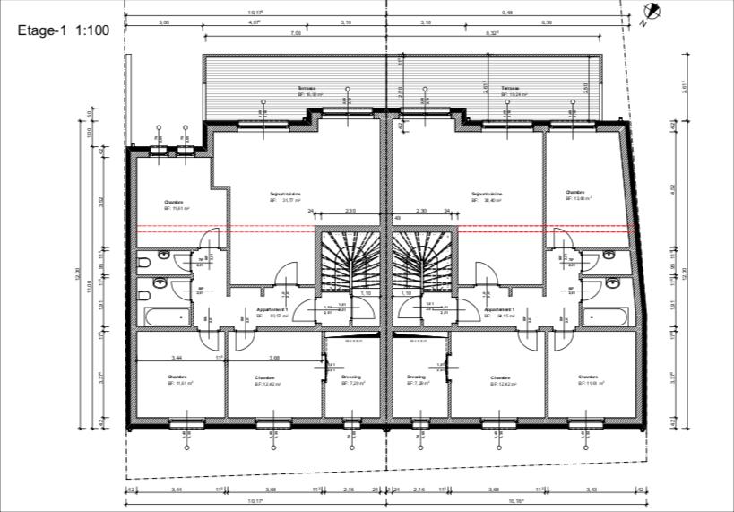 acheter appartement 3 chambres 96 m² gilsdorf photo 5