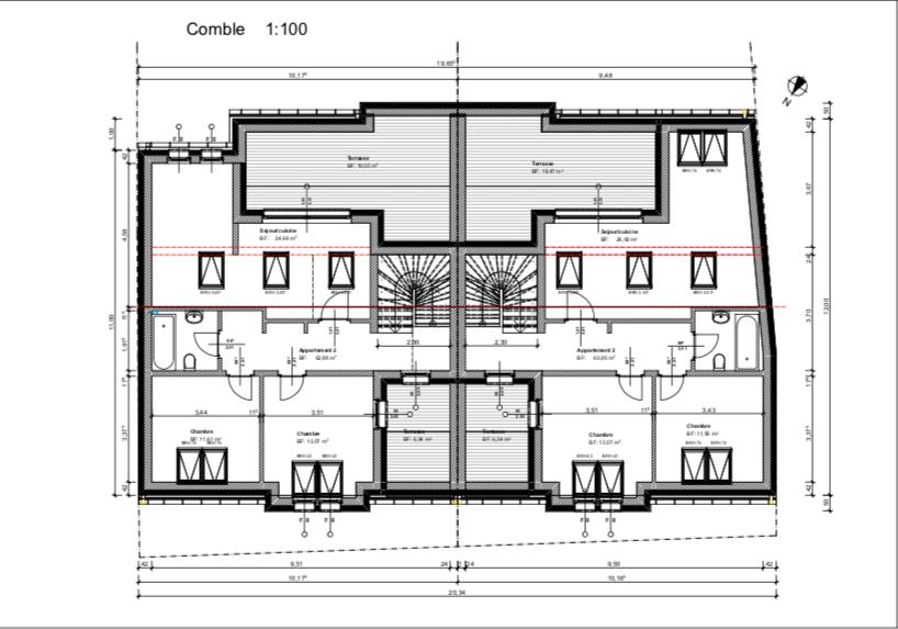 acheter appartement 3 chambres 96 m² gilsdorf photo 6