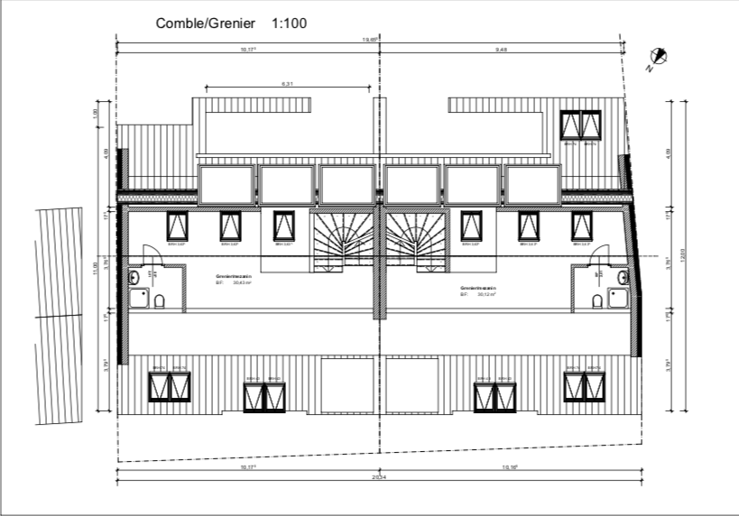 acheter appartement 3 chambres 96 m² gilsdorf photo 7