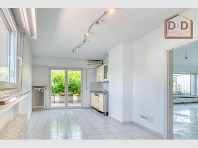 Penthouse for sale 2 bedrooms in Luxembourg-Bonnevoie - Ref. 6497199