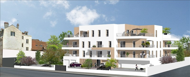 Duvoid immobilier pinal for Appartement atypique epinal