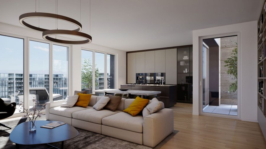 acheter appartement 2 chambres 67.68 m² luxembourg photo 1