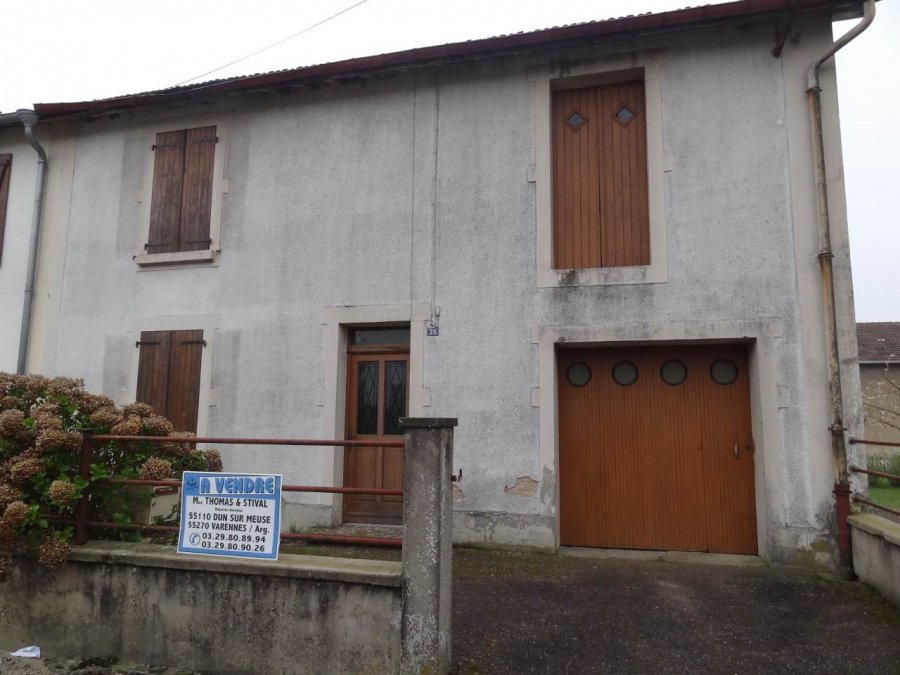 Maison à vendre F4 à Montfaucon d'argonne