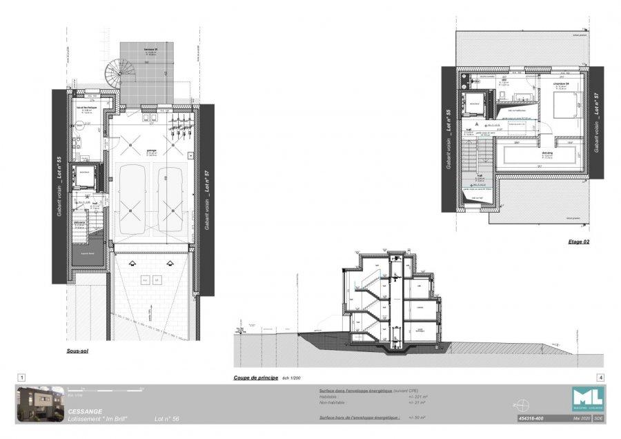 acheter maison mitoyenne 4 chambres 221 m² luxembourg photo 3