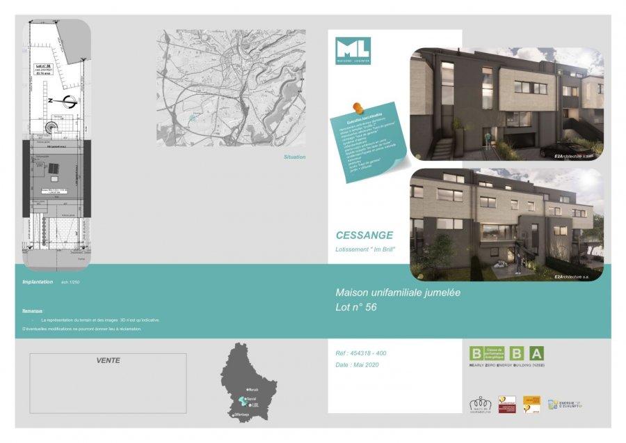 acheter maison mitoyenne 4 chambres 221 m² luxembourg photo 2