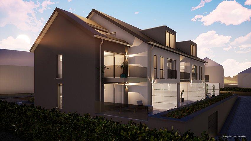 acheter duplex 2 chambres 136 m² tarchamps photo 7