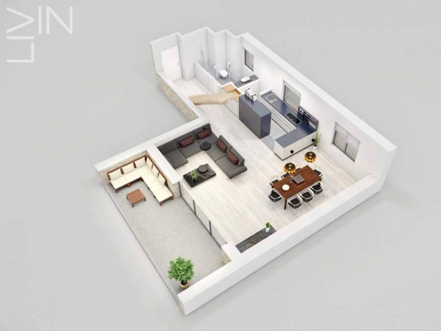 acheter appartement 2 chambres 112.83 m² luxembourg photo 5