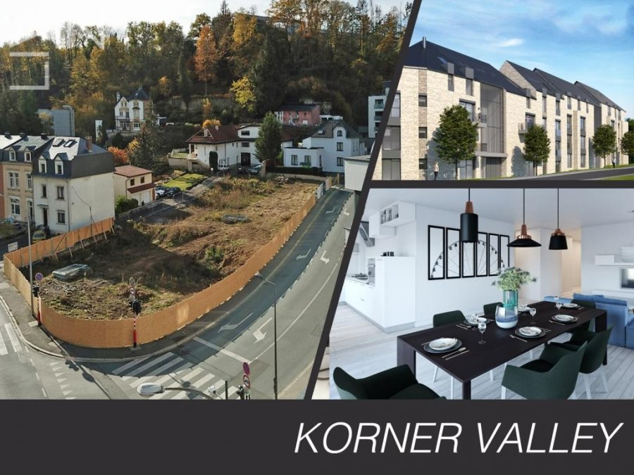 acheter appartement 2 chambres 112.83 m² luxembourg photo 1