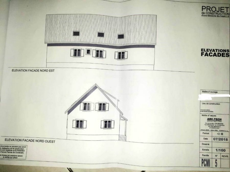 Maison à vendre F5 à Rountzenheim
