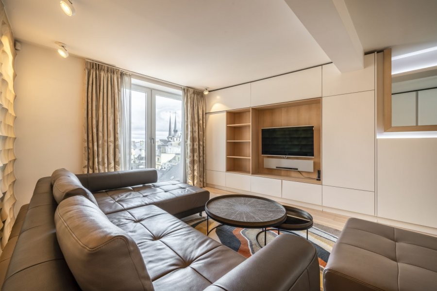 penthouse-wohnung mieten 1 schlafzimmer 94 m² luxembourg foto 5