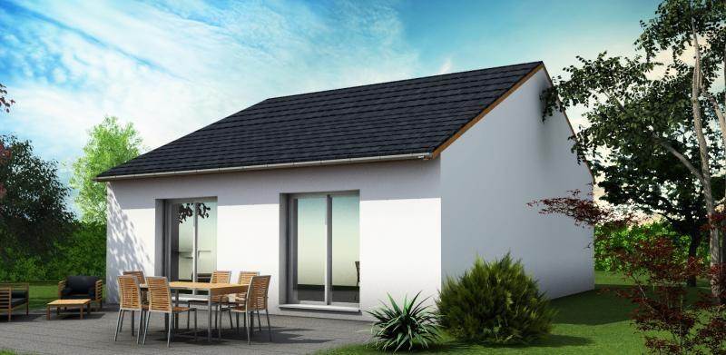 Maison à vendre F3 à Bouzonville