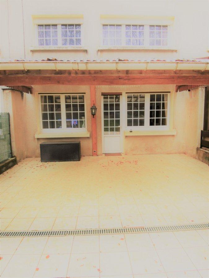 Maison mitoyenne à vendre F5 à Briey