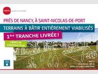 Terrain constructible à vendre à Saint-Nicolas-de-Port - Réf. 7151807