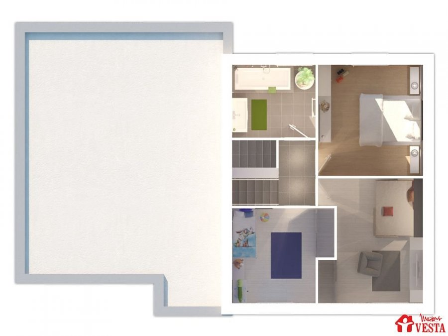 haus kaufen 5 zimmer 85 m² lay-saint-christophe foto 3