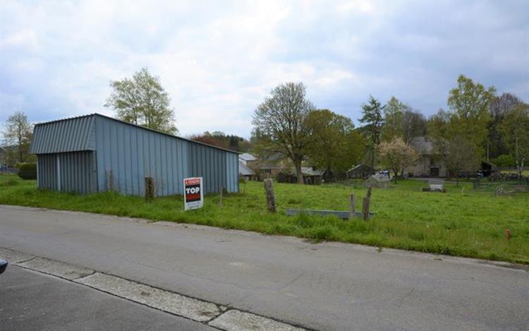 acheter terrain constructible 0 pièce 1217 m² gouvy photo 1