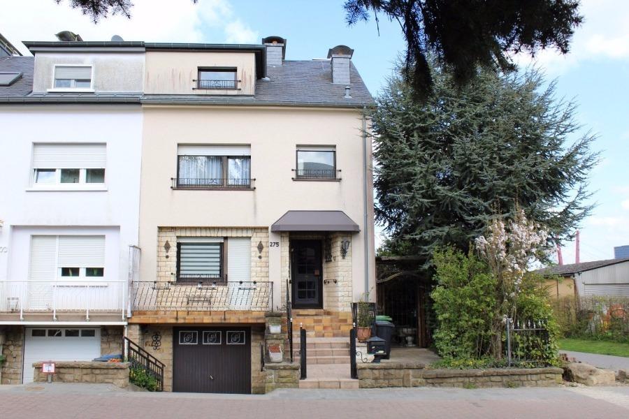 Gallery of maison vendre chambres belvaux with maison for Promoteur immobilier maison neuve