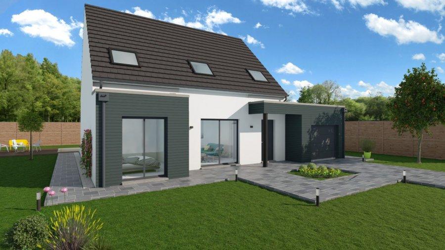acheter maison 6 pièces 122 m² besné photo 1