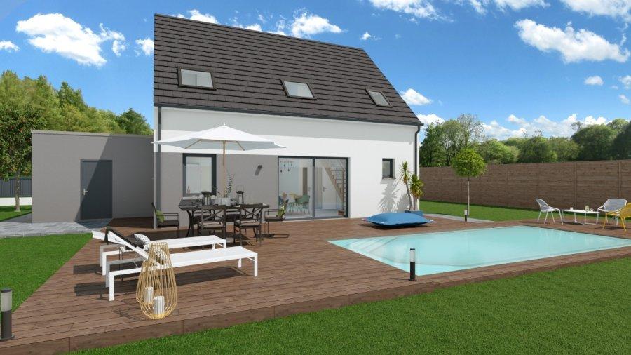 acheter maison 6 pièces 122 m² besné photo 2