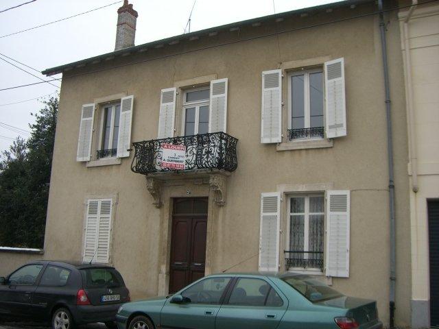 Appartement à louer F3 à Pont-à-Mousson