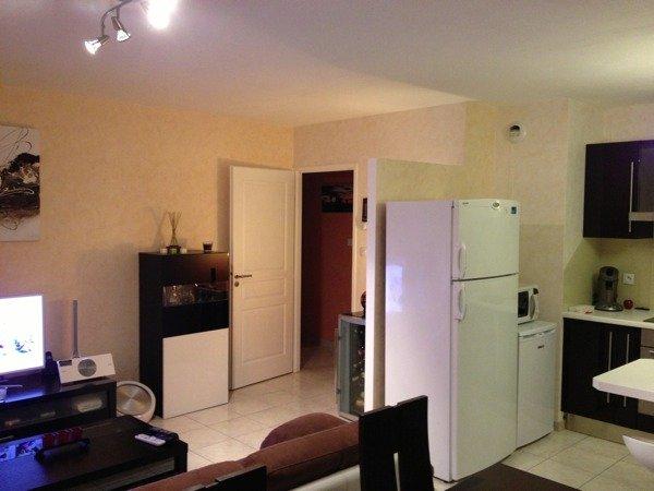 Appartement à louer F3 à Saint privat la montagne