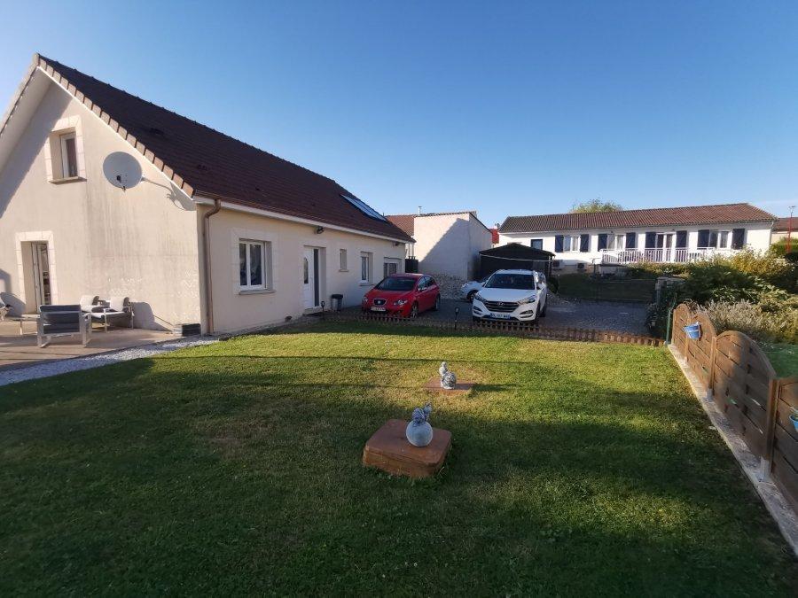Maison individuelle à vendre F6 à Les Souhesmes- Rampont