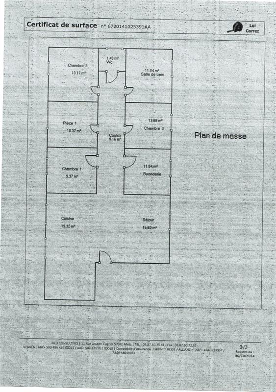 acheter appartement 7 pièces 112 m² damelevières photo 5