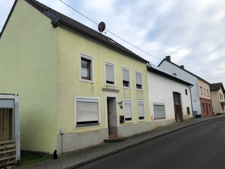 farm for buy 7 rooms 140 m² schankweiler photo 1