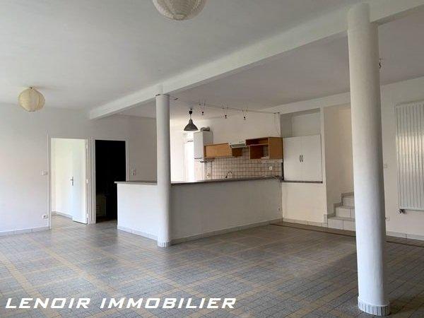 Appartement à louer F4 à Aulnois-sur-seille