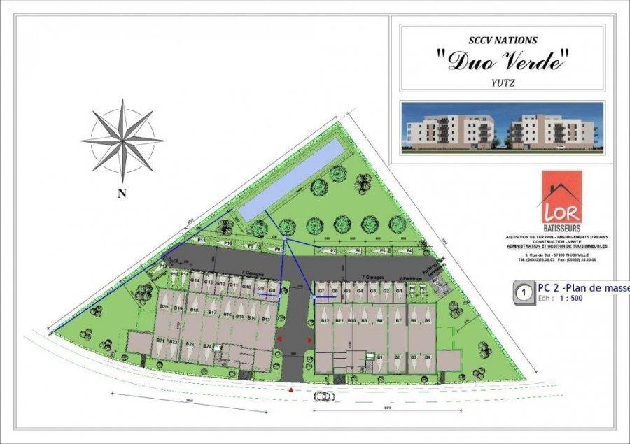 acheter appartement 3 pièces 69.05 m² yutz photo 2