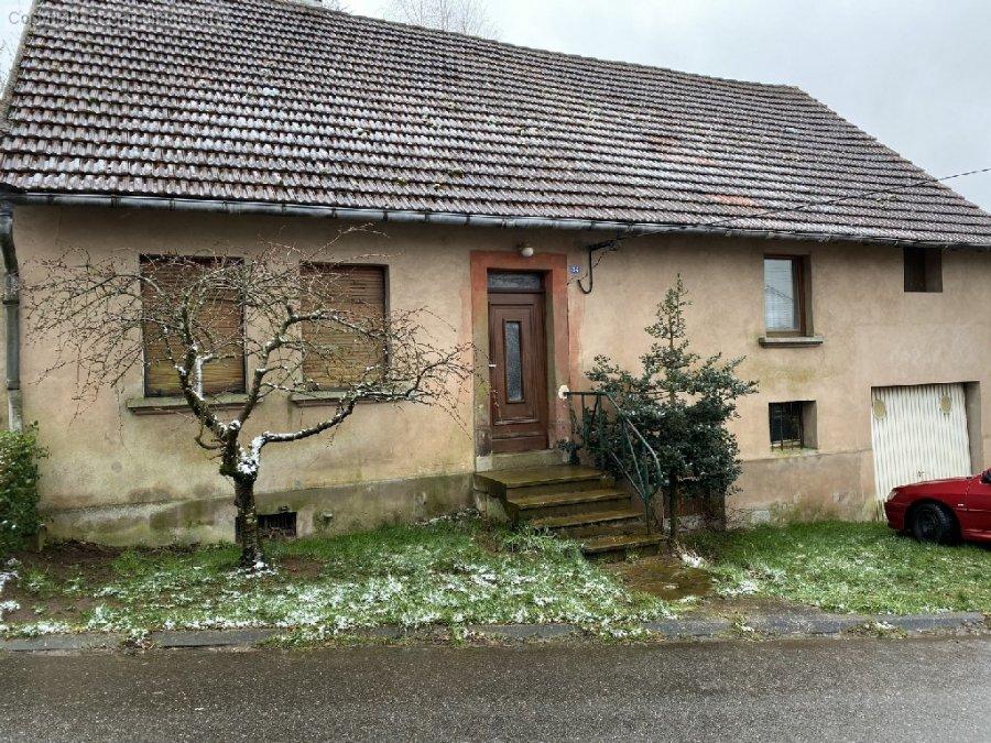 acheter maison 3 pièces 65 m² rohrbach-lès-bitche photo 2