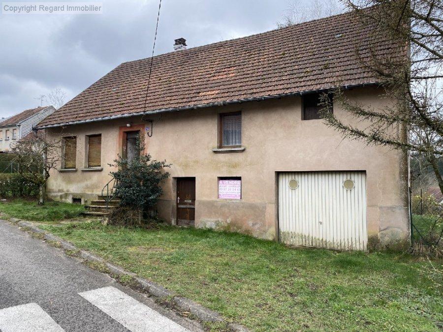 haus kaufen 3 zimmer 65 m² rohrbach-lès-bitche foto 3