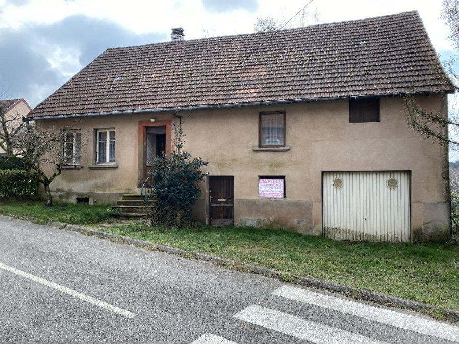 haus kaufen 3 zimmer 65 m² rohrbach-lès-bitche foto 1