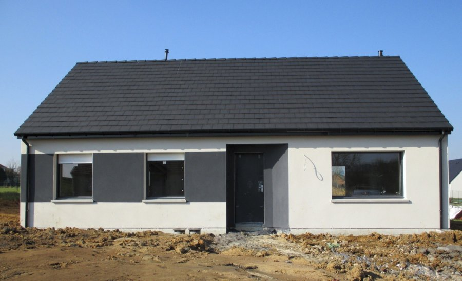 Maison individuelle en vente wallers 86 5 m 151 500 for Vente maison neuve 85