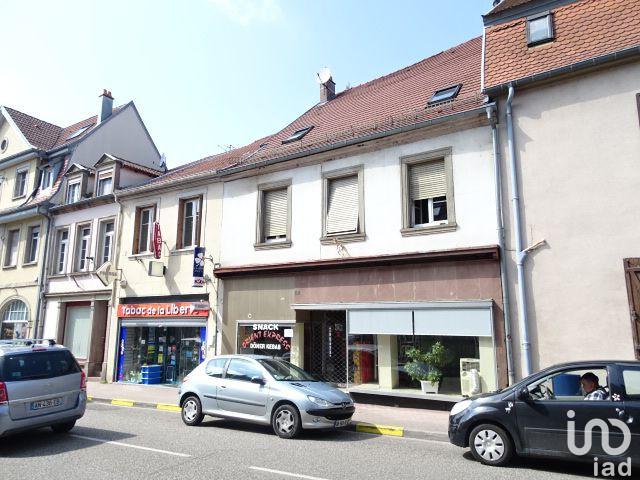 acheter immeuble de rapport 5 pièces 230 m² phalsbourg photo 1