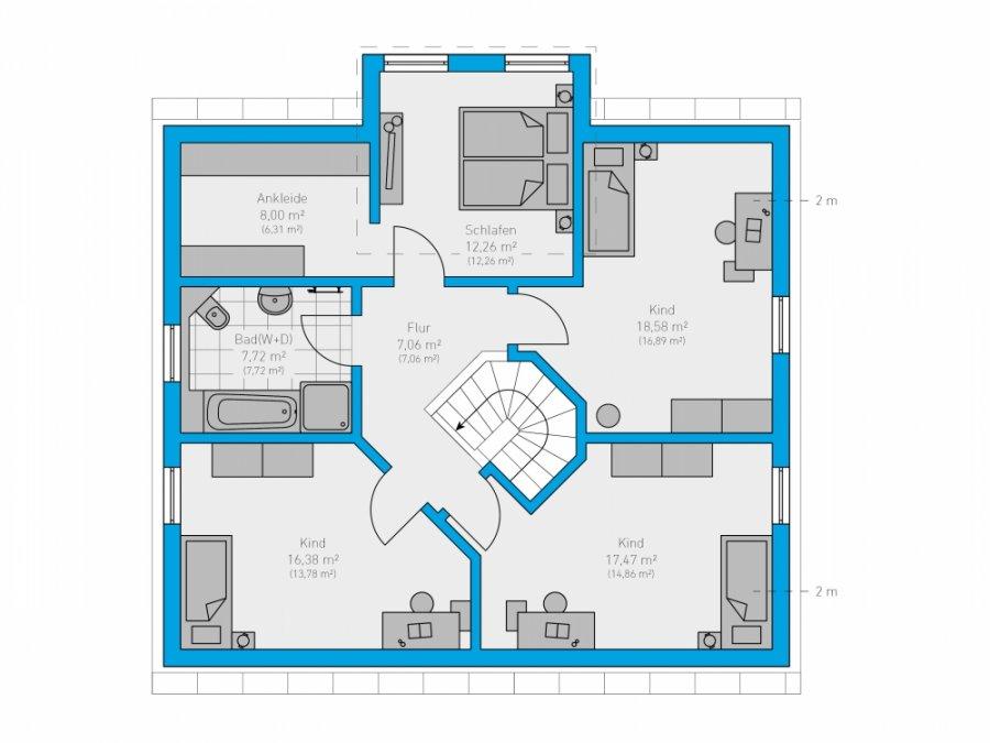 acheter maison 6 pièces 180 m² perl photo 3