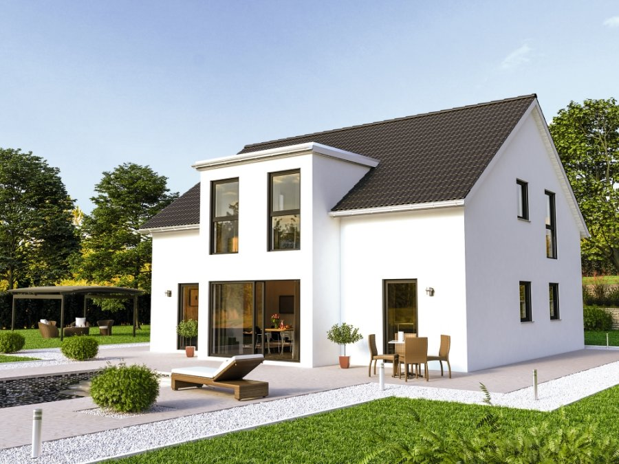 acheter maison 6 pièces 180 m² perl photo 1