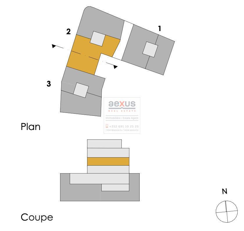 Appartement à vendre 4 chambres à Berchem