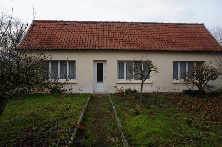 Maison individuelle en vente zutkerque 95 m 167 260 for Acheter maison individuelle nord