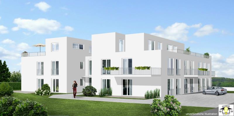 penthouse-wohnung kaufen 3 zimmer 122.13 m² wittlich foto 1