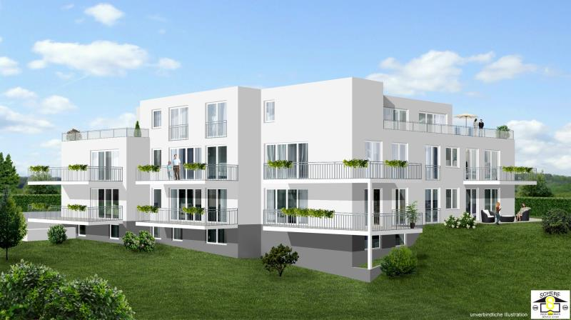 acheter penthouse 3 pièces 122.13 m² wittlich photo 3