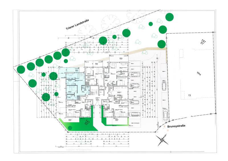 penthouse-wohnung kaufen 3 zimmer 122.13 m² wittlich foto 5