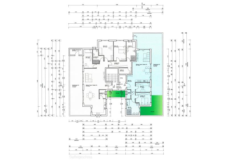 acheter penthouse 3 pièces 122.13 m² wittlich photo 4