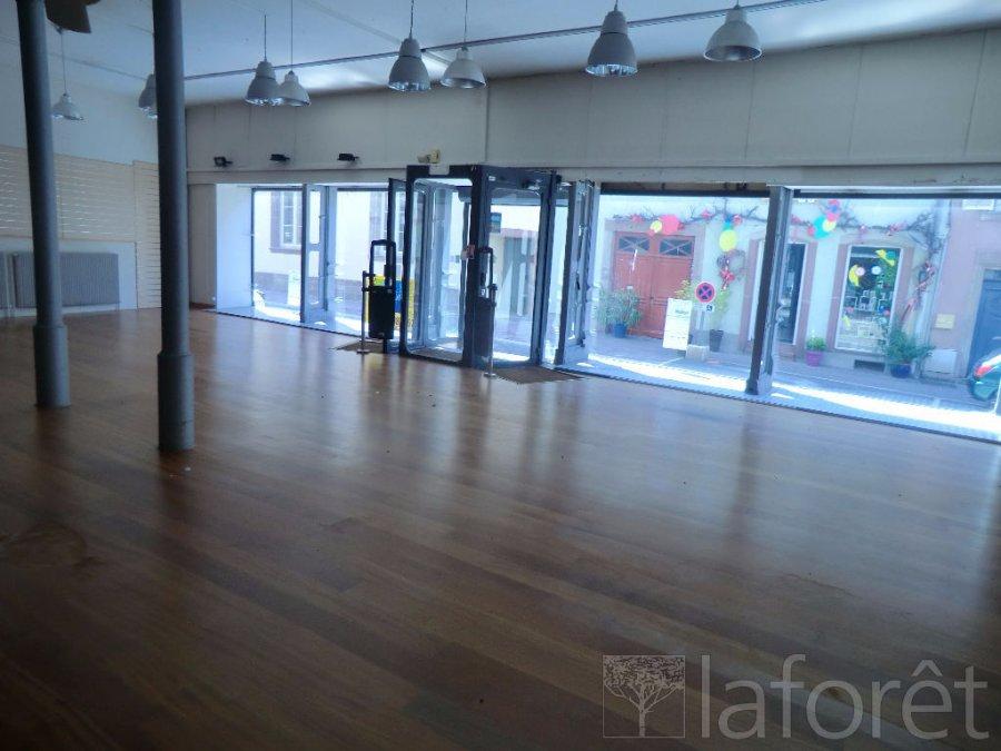 louer entrepôt 3 pièces 150 m² sarrebourg photo 1