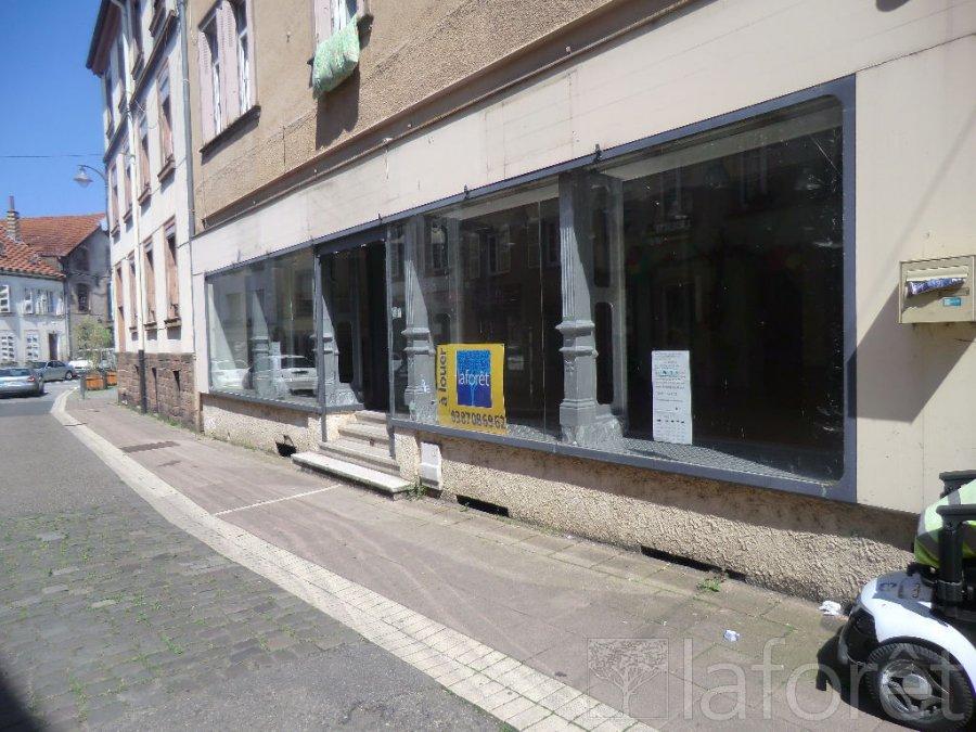 louer entrepôt 3 pièces 150 m² sarrebourg photo 4